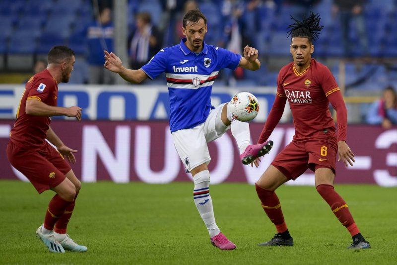 Sampdoria-Roma 0-0