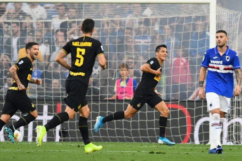 Sampdoria-Inter 1-3