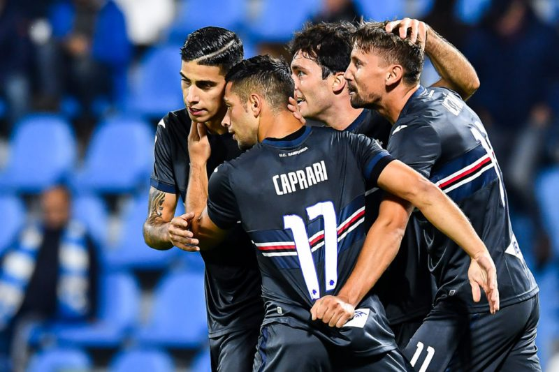 Spal-Sampdoria 0-1