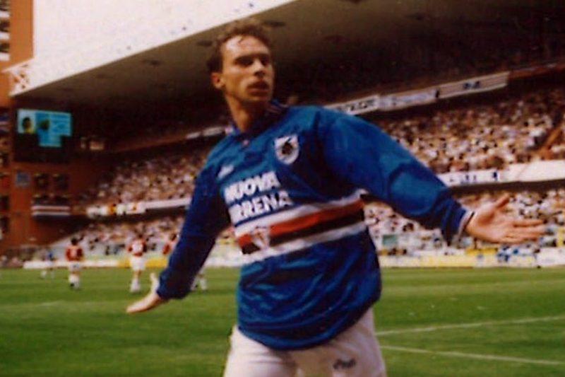 Enrico Chiesa (Sampdoria 1988-1990, 1992/93, 1995/96)
