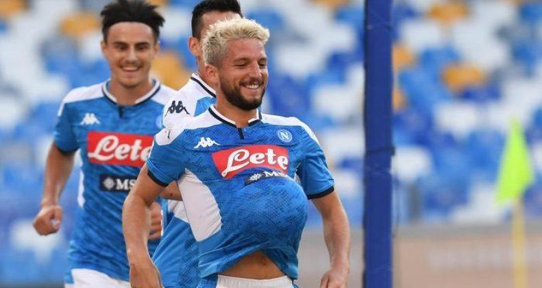 Napoli-Sampdoria 2-0