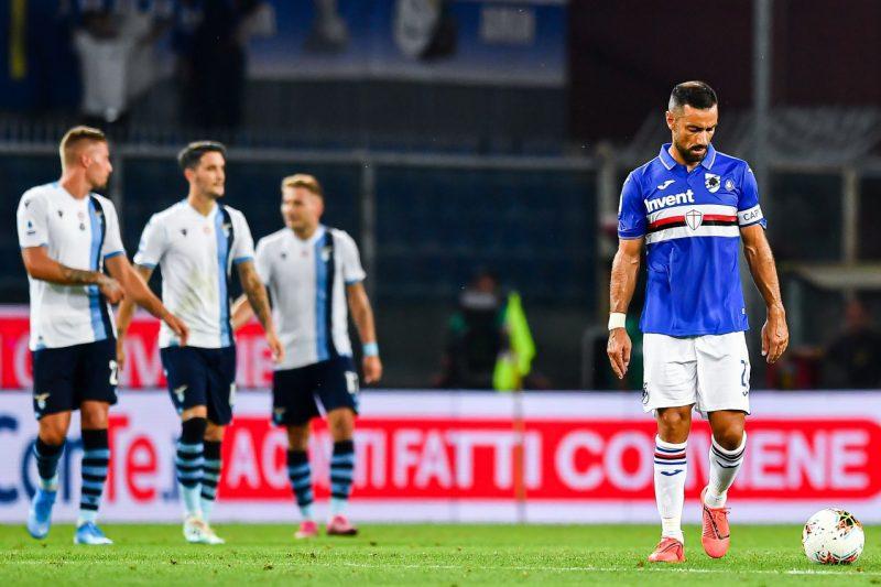Sampdoria-Lazio 0-3