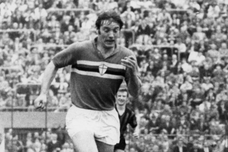 Ermanno Cristin (Sampdoria 1965-1972 e 1973/74)