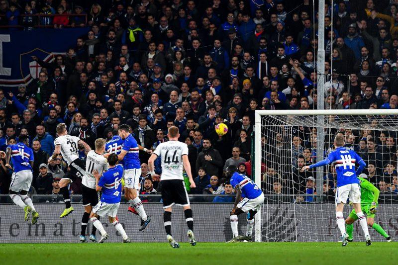 Sampdoria-Parma 0-1, commento e pagelle