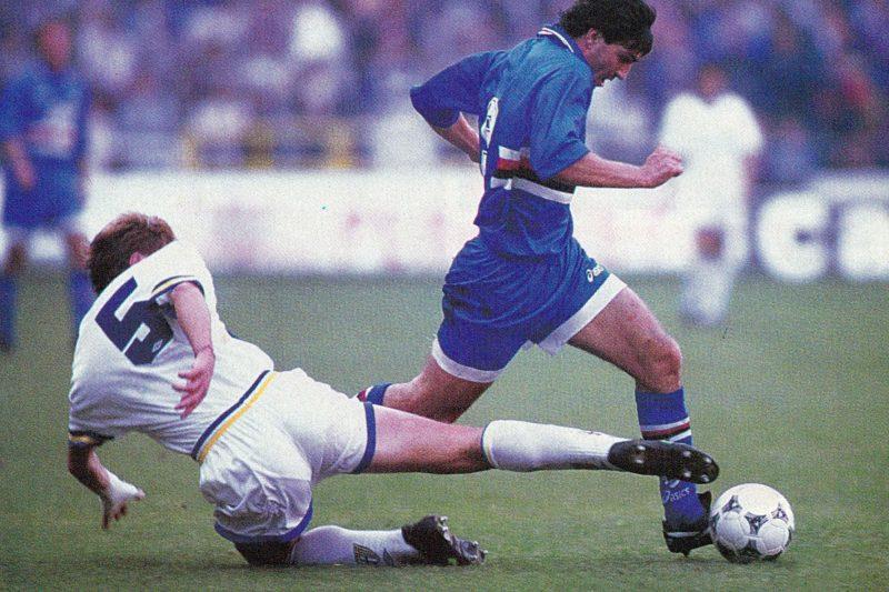 Precedenti di Sampdoria-Parma (1964-1999)
