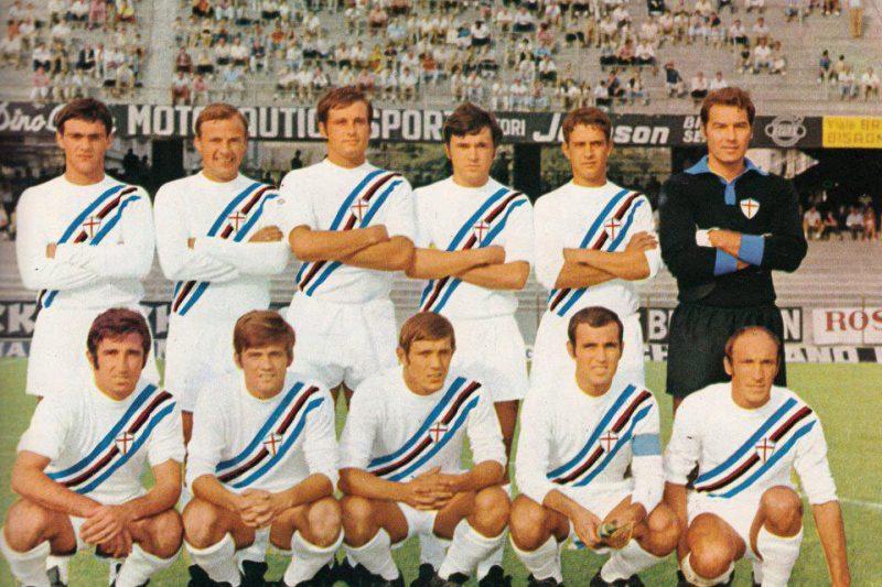 Precedenti di Sampdoria-Juventus (1960-1979)