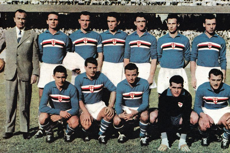 Precedenti di Genoa-Sampdoria [1946-1959]