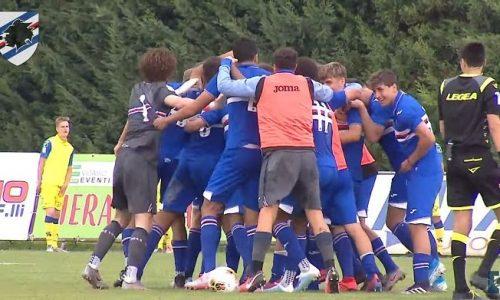 Primavera: Sampdoria-Genoa 1-0, vittoria su rigore