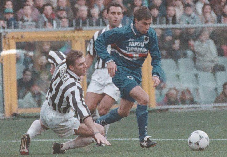 Precedenti di Sampdoria-Juventus (1980-1999)