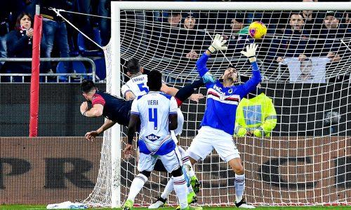 Cagliari-Sampdoria 2-1: tabellino, highlight ed interviste