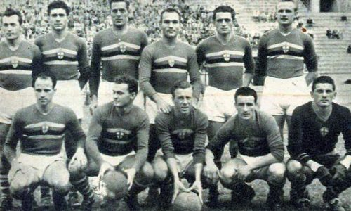 Sampdoria – Serie A 1947/48