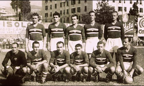 Sampdoria – Stagione 1948/49