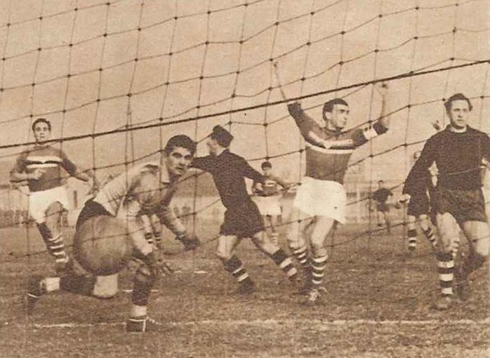 Sampdoria – Serie A 1949/50