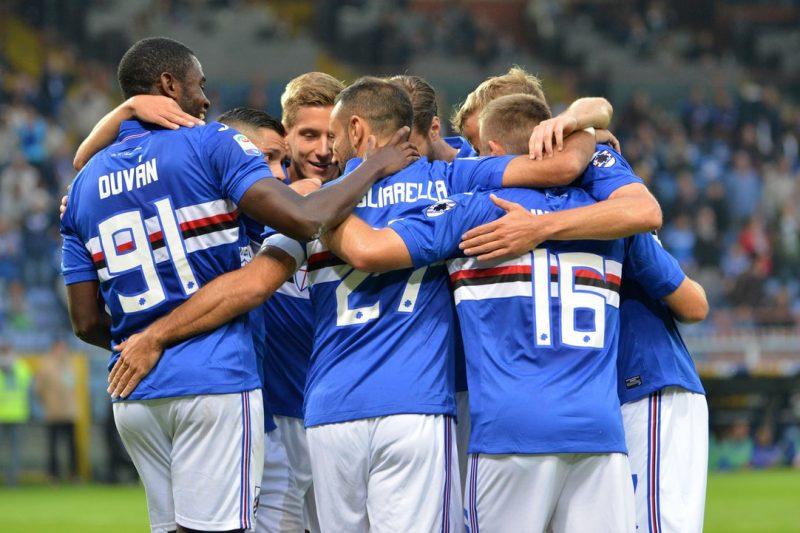 Sampdoria-Brescia 5-1, vittoria casalinga tra le più ampie