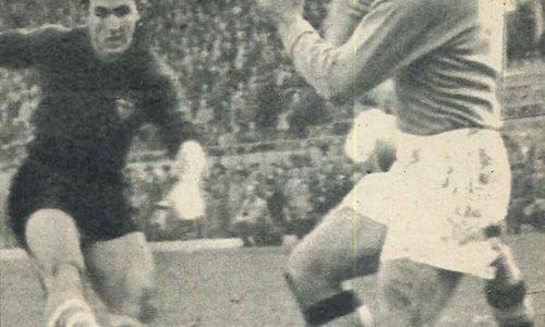 Precedenti di Sampdoria-Napoli (1946-1959)