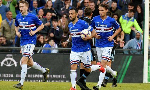 Girone di andata da 19 punti: record negativo per la Sampdoria