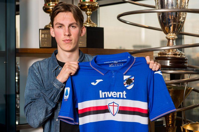 Kristoffer Askildsen alla Sampdoria (prestito con obbligo di riscatto)