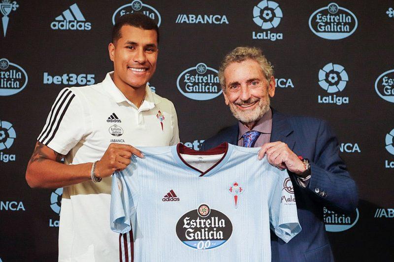 Jeison Murillo ceduto al Celta Vigo (prestito + d. r.)