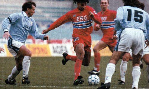 Precedenti di Lazio-Sampdoria (1980-1999)