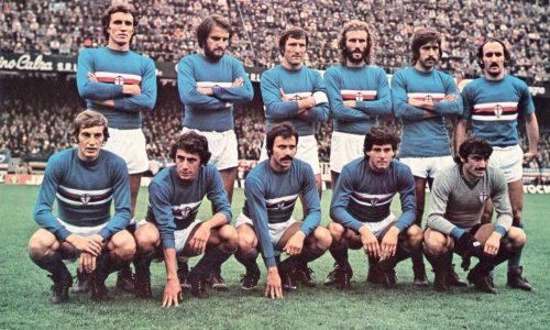 Precedenti di Sampdoria-Napoli (1960-1979)