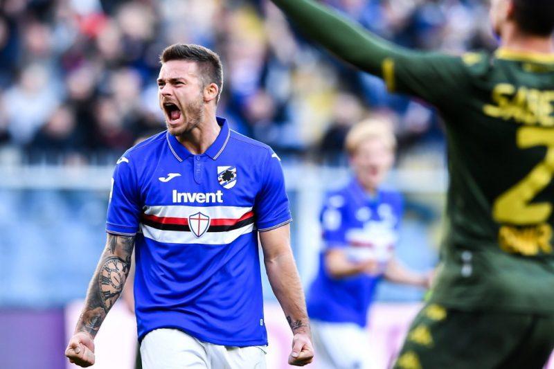 Sampdoria: pagelle del girone di andata in serie A