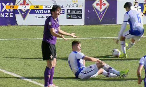 Primavera: Fiorentina-Sampdoria 2-2