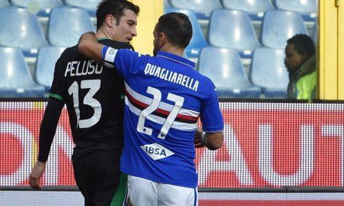 Sampdoria-Sassuolo 0-0, tabellino e classifica
