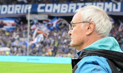 Claudio Ranieri: da -3 a + 5 sulla zona retrocessione
