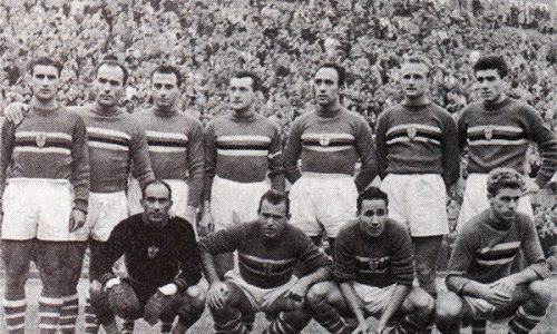 Sampdoria – Stagione 1949/50