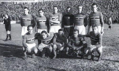 Sampdoria – Stagione 1951/52