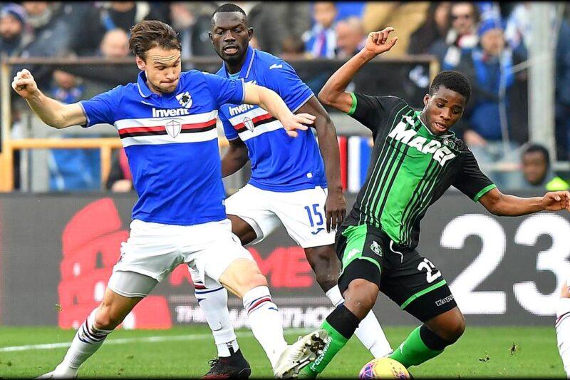 Serie A 2019/20: Sampdoria-Sassuolo 0-0