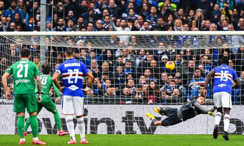 Sampdoria-Fiorentina 1-5, commento e pagelle
