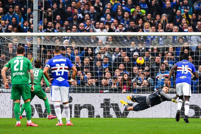 Serie A 2019/20: Sampdoria-Fiorentina 1-5