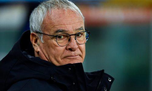 La classifica con Claudio Ranieri: Samp 11°