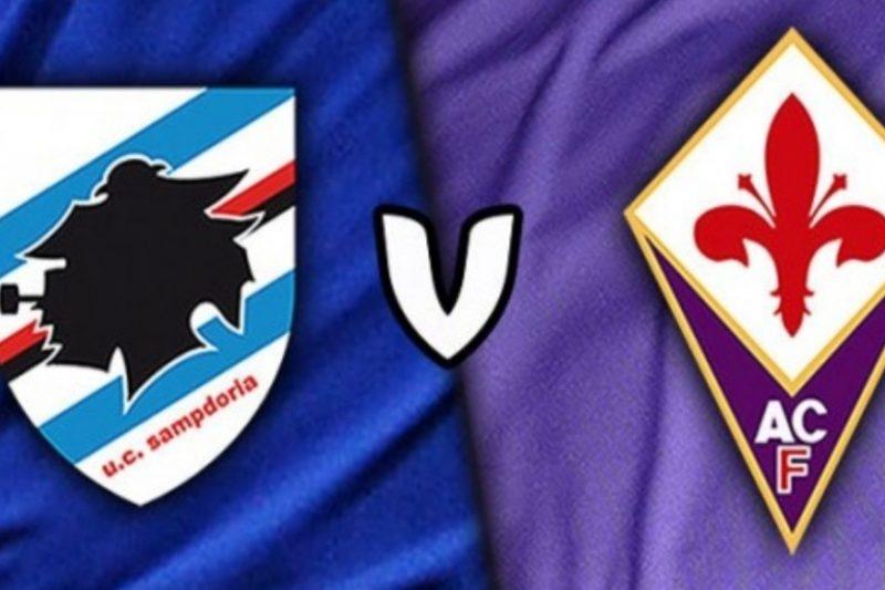 Sampdoria-Fiorentina, conferenze e probabili formazioni
