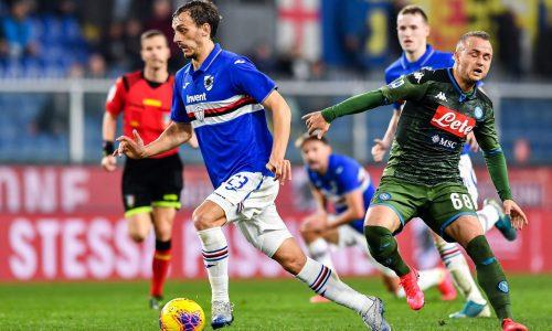 Sampdoria-Napoli 2-4, tabellino e classifica