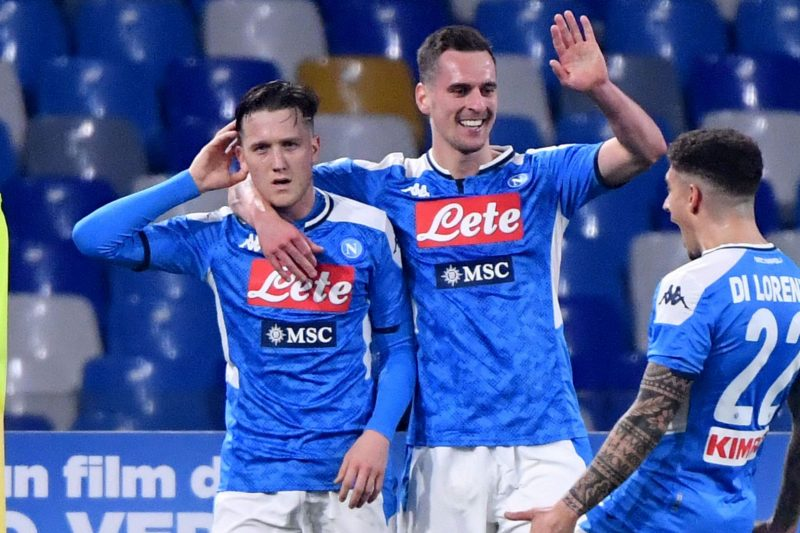Analisi sul Napoli (prossima avversaria)