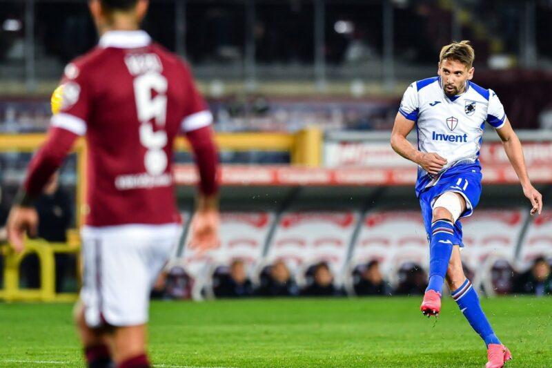 Serie A 2019/20: Torino-Sampdoria 1-3