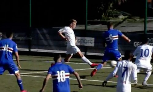 Primavera: Sampdoria-Empoli 0-2, KO in scontro diretto