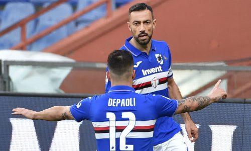 Sampdoria-Hellas Verona 2-1: commento e pagelle
