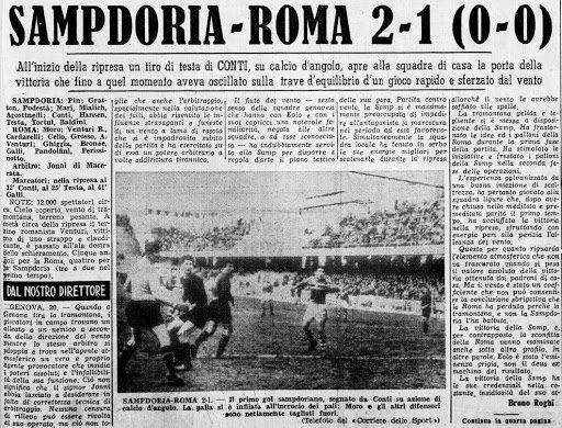Sampdoria – Serie A 1953/54
