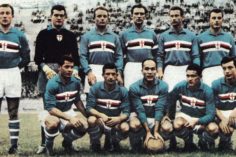 Sampdoria – Stagione 1954/55