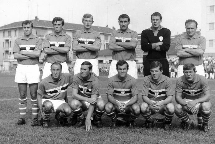 Sampdoria – Stagione 1965/66