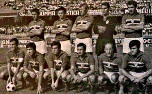 Sampdoria – Competizioni 1968/69