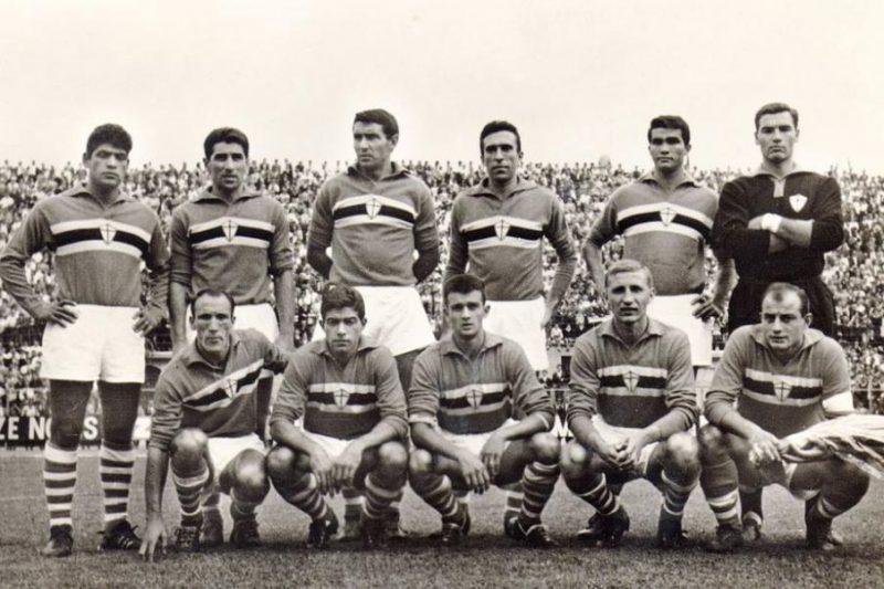 Sampdoria – Stagione 1962/63