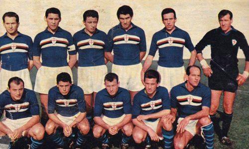 Sampdoria – Stagione 1958/59