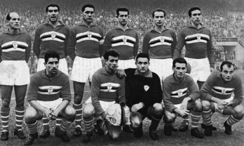 Sampdoria – Competizioni 1960/61