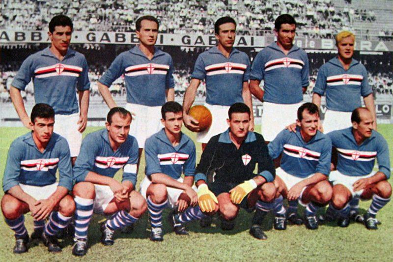Sampdoria – Stagione 1961/62