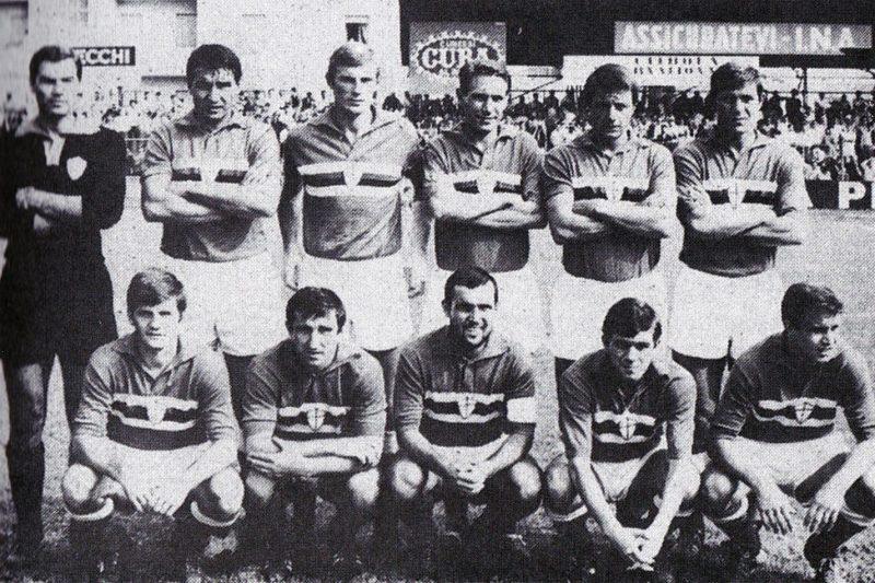 Sampdoria – Stagione 1967/68