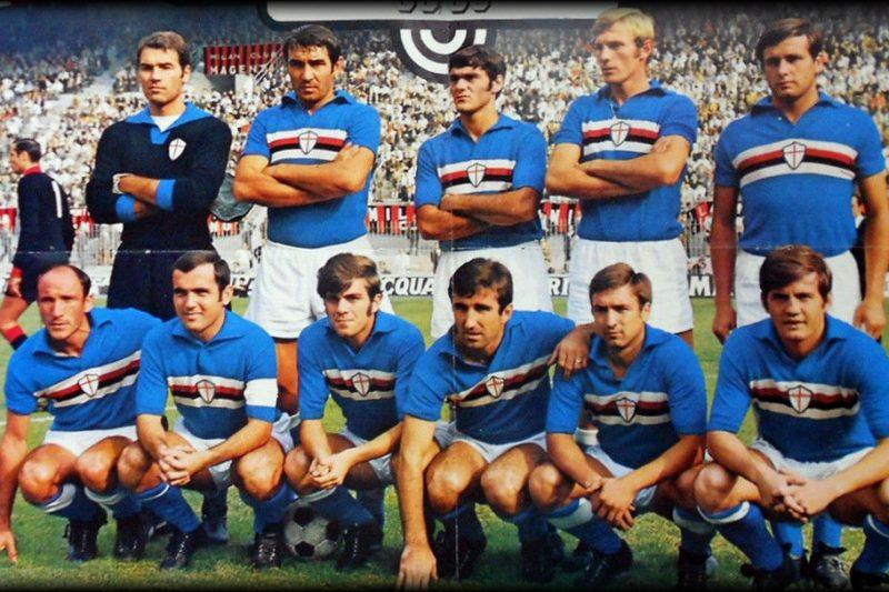 Sampdoria – Partite ufficiali 1968/69